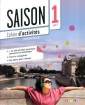 Saison 1 cahier dactivites + cd audio (a1+) Didier/ hatier