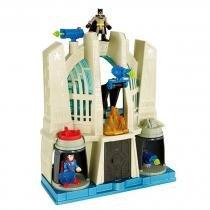 Sala Da Justiça Dc Batman Imaginext CHH94 Mattel -