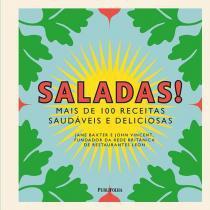 Saladas! - Publifolha editora