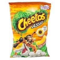 Salgadinho cheetos onda requeijão 50g - Elma chips