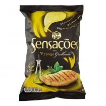 Salgadinho sensações frango grelhado 45g - Elma chips