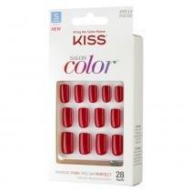 Salon Color First Kiss - Unhas Postiças - New Girl - First Kiss