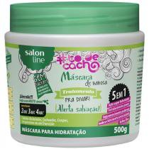 Salon line todecacho máscara babosa 500ml -