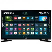Samsung un48j5200 -  tv led 48  smart tv wide full hd hdmi/usb preto - Samsung
