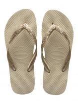 Sandália havaianas colormix areia dourada 41/2 -