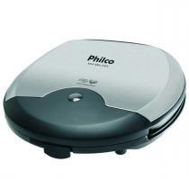 Sanduicheira e Mini Grill Inox 750W 127 Volts Philco - Britânia