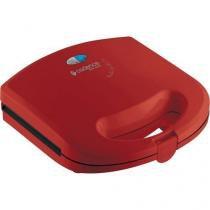 Sanduicheira Minigrill EASY Meal 110V SAN231 Vermelha Cadence -