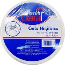 Santa clara gola higiênica c/ 100un - Santa clara
