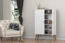 Sapateira Spazio Branco - Móveis Patrimar -
