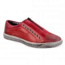 1176a7d9c0 Sapatênis masculino sandro moscoloni uptown vermelho red - Sandro republic