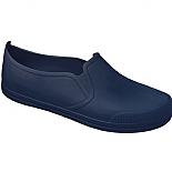 Sapato Masculino Náutico Azul Boa Onda -