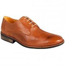 4feacc27a Sapato social masculino derby sandro moscoloni roselle marrom cognac -