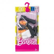 Sapatos p/ Barbie 5 Pares FCR91/FCR92 Mattel -