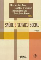 SAUDE E SERVICO SOCIAL - 5ª ED - 9788524918896 - Cortez editora
