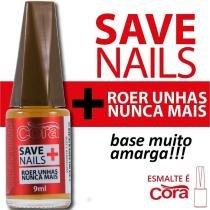 Save Nails Roer Unhas Nunca Mais - Cora