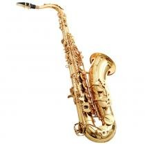 Sax Tenor em Si Bemol, Laqueado Gold, WST GD - WALDMAN - Waldman