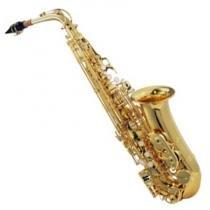 Saxofone Alto Laqueado Afinação Eb Wasm35 Michael -