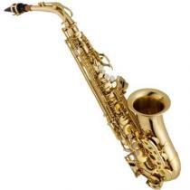Saxofone Alto Laqueado Com Case Térmico Vsas701 Vogga -