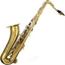 Saxofone Tenor Arena Laqueado Par2003 Rmv -