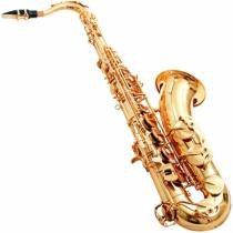 Saxofone Tenor Em Si Bemol Com Case Wstgd Waldman - Waldman