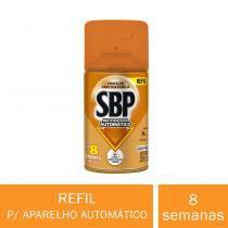 SBP Refil Multi-Inseticida Automatico Regular 250ml -