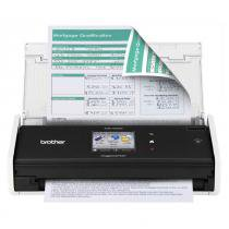 Scanner mesa compacto ADS1500W Brother -