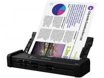 Scanner Portátil Epson WorkForce ES-200 Colorido - Wireless 600dpi Alimentador Automático
