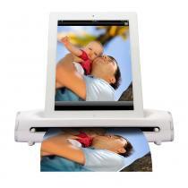 Scanner Portátil Ion para Ipad, USB - Branco -