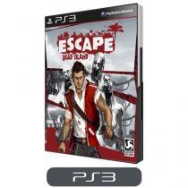 Scape Dead Island para PS3 - Deep Silver