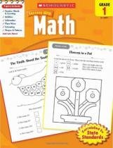 Scholastic success with math - grade 1 -