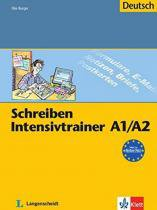 Schreiben - intensivtrainer buch a1/a2 - ne - Klett  langenscheidt