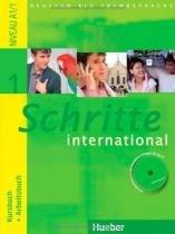 Schritte International 1 - Kursbuch + Arbeitsbuch - Hueber