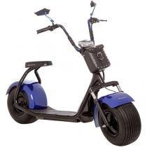 Scooter Elétrica 1000W Azul Bull Motors - Ciclo City Agile