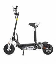 Scooter elétrica 800w light preto - two dogs -