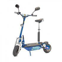 Scooter eletrica two dogs 1000w 48v azul vintage -