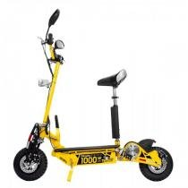 Scooter Elétrico Two Dogs 1000W 48V Amarelo -