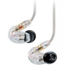 SE215CL - Fone de Ouvido In-ear SE 215 CL - Shure - Shure