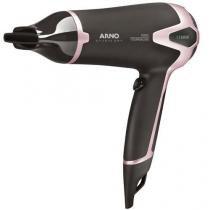 Secador de Cabelos Arno Studio Dry 2100W - 127V Chocolate - Rosa - Arno