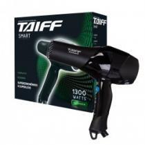 Secador de Cabelos Taiff Smart com 1300w, 5 temperaturas e 2 velocidades - 110V - TAIFF