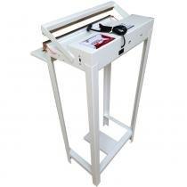 Seladora Pedal de Embalagens Plasticas 30cm Bivolt S/ Temporizador Isamaq - Isamaq seladora