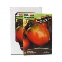 Semente de Tomate S.Cruz Kada Giga caixa com 20 envelopes - Único - Outros