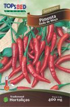 Semente Hortaliças Pimenta Dedo Moca com 20 - Comprenet