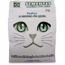Sementes Graminha Gato  50g - Petpira