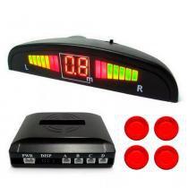 Sensor de estacionamento ré  vermelho - Cinoy