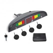 Sensor de Estacionamento Ré Xtune 4 Pontos -
