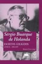 Sergio buarque de holanda - livro ii - Unesp editora