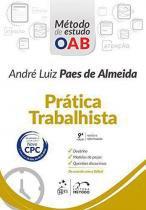 Serie Metodo de Estudo Oab - Pratica Trabalhista -