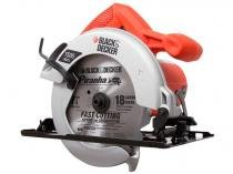 "Serra Circular Black&Decker CS1024 - 7-1/4"" 1500W 5550RPM"