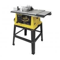 "Serra circular de bancada 10"" 1.800 watts para madeira - STST1825 (110V) - Stanley"