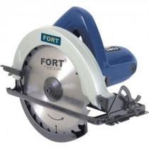 Serra Circular Fort FT-1008 - 180mm - 1050 Watts - 6000 RPM - 110v -
